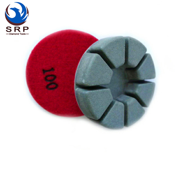 15mm Thickness 3 Inch Dry Polishing Puck