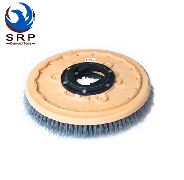 Silicon Abrasive Brush