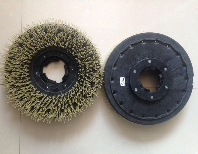 17 Inch Klindex Diamond Abrasive Brush
