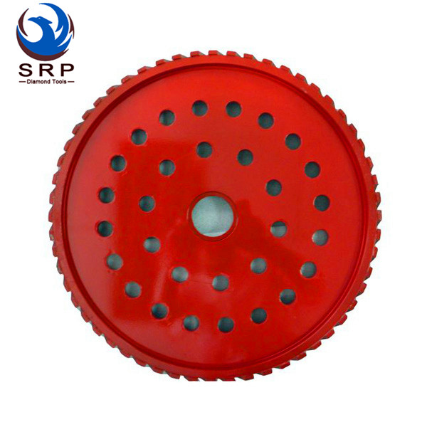 Semi-Silent Metal Holes Milling Wheel